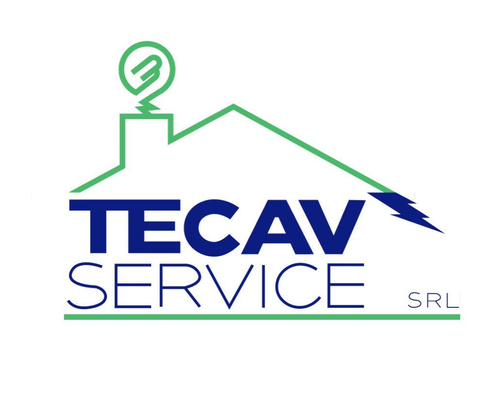 logo TECAV SERVICE